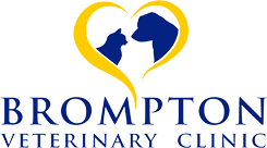 Brompton Veterinary Clinic logo image
